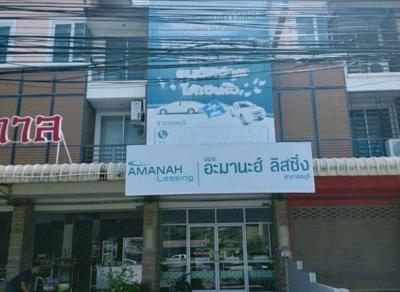 อาคารพาณิชย์ 7500000 ชลบุรี เมืองชลบุรี เสม็ด