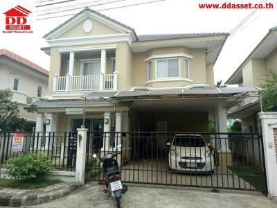 บ้านเดี่ยว 6900000 กรุงเทพมหานคร เขตบางขุนเทียน ท่าข้าม