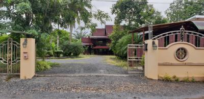 บ้านพร้อมที่ดิน 5000000 สุราษฎร์ธานี กาญจนดิษฐ์ ช้างขวา