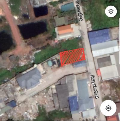 ที่ดิน 1800000 กรุงเทพมหานคร เขตบางขุนเทียน แสมดำ