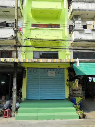 อาคารพาณิชย์ 3490000 กรุงเทพมหานคร เขตลาดกระบัง คลองสามประเวศ