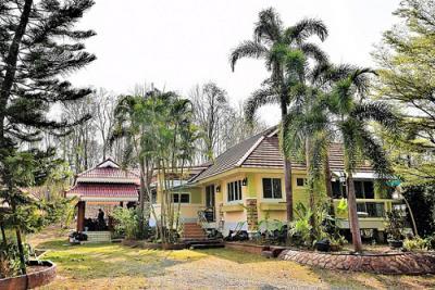บ้านพร้อมที่ดิน 17000000 เชียงใหม่ กิ่งอำเภอแม่ออน ออนเหนือ