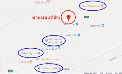 ที่ดิน 18860000 เพชรบุรี เมืองเพชรบุรี บางจาน