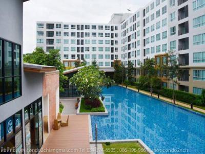 คอนโด 2990000 เชียงใหม่ เมืองเชียงใหม่ ฟ้าฮ่าม