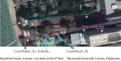 ที่ดิน 189674780 ชลบุรี บางละมุง นาเกลือ