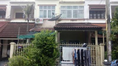 บ้านเดี่ยว 2200000 ปทุมธานี ธัญบุรี ประชาธิปัตย์