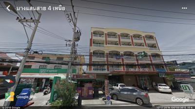 อาคารพาณิชย์ 7990000 ชลบุรี เมืองชลบุรี แสนสุข