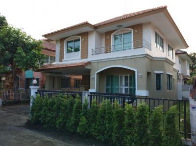 บ้านเดี่ยวสองชั้น 3990000 นนทบุรี บางบัวทอง พิมลราช