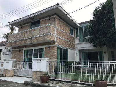 บ้านเดี่ยว 35000 ปทุมธานี ธัญบุรี ประชาธิปัตย์