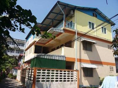 อพาร์ทเม้นท์ 5900 นนทบุรี เมืองนนทบุรี สวนใหญ่
