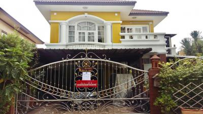 บ้านเดี่ยว 6900000 กรุงเทพมหานคร เขตคลองสามวา สามวาตะวันตก