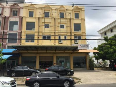อาคารพาณิชย์ 37000000 นนทบุรี บางบัวทอง บางรักพัฒนา