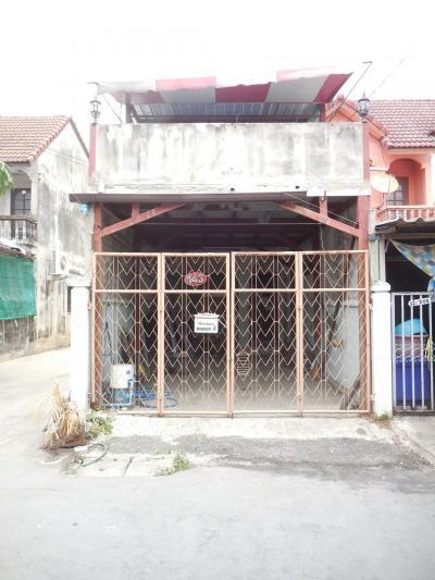ทาวน์เฮาส์ 1990000 กรุงเทพมหานคร เขตคันนายาว คันนายาว