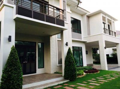 บ้านเดี่ยว 29000000 กรุงเทพมหานคร เขตวัฒนา พระโขนงเหนือ