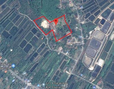 ที่ดิน 17000000 จันทบุรี แหลมสิงห์ ปากน้ำแหลมสิงห์
