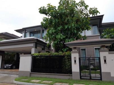 บ้านเดี่ยว 26900000 กรุงเทพมหานคร เขตตลิ่งชัน บางเชือกหนัง