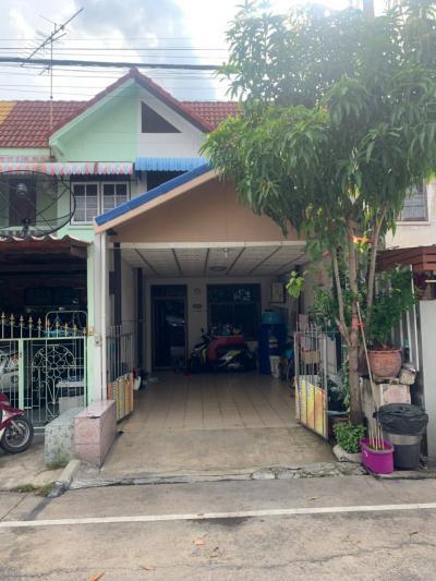 ทาวน์เฮาส์ 1550000 ปทุมธานี ธัญบุรี ประชาธิปัตย์