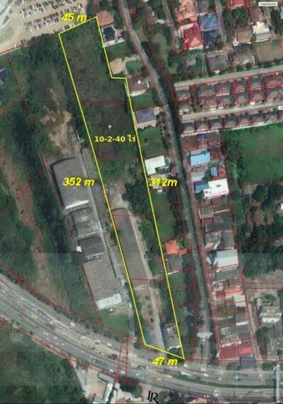ที่ดิน 636000000 กรุงเทพมหานคร เขตคันนายาว คันนายาว