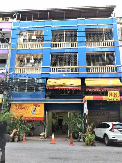 อาคารพาณิชย์ 6900000 ชลบุรี บางละมุง หนองปรือ