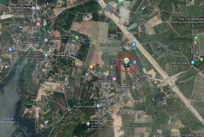 ที่ดิน 8956500 ชลบุรี บางละมุง หนองปรือ