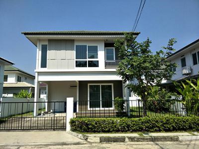 บ้านเดี่ยว 3849000 กรุงเทพมหานคร เขตบางขุนเทียน แสมดำ