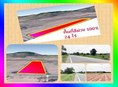 ที่ดิน 285000 ลพบุรี พัฒนานิคม พัฒนานิคม