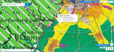 ที่ดิน 71577000 เชียงใหม่ หางดง หนองควาย