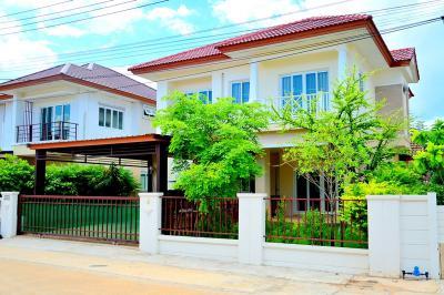 บ้านเดี่ยวสองชั้น 4200000 ขอนแก่น เมืองขอนแก่น เมืองเก่า