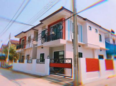 บ้านแฝด 3090000 นนทบุรี เมืองนนทบุรี ตลาดขวัญ