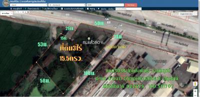 ที่ดิน 42542500 ปทุมธานี เมืองปทุมธานี บ้านฉาง