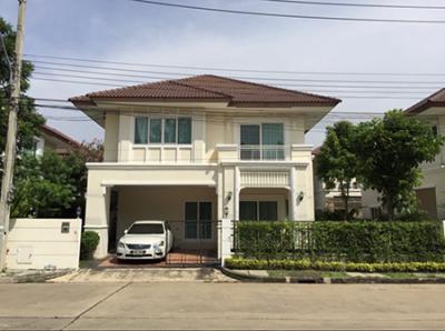 บ้านเดี่ยว 45000 นนทบุรี บางใหญ่ บางเลน