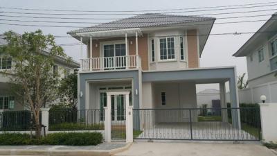 บ้านเดี่ยว 42000 กรุงเทพมหานคร เขตบางเขน ท่าแร้ง