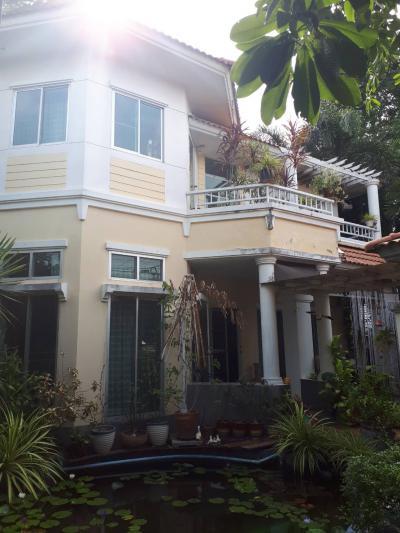 บ้านเดี่ยว 20000 กรุงเทพมหานคร เขตสายไหม สายไหม