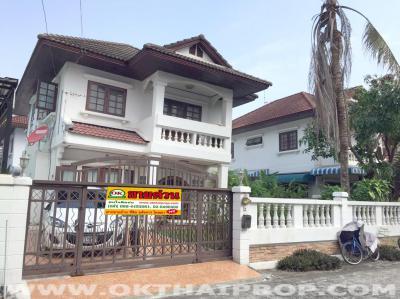 บ้านเดี่ยว 5900000 นนทบุรี ปากเกร็ด บางตลาด