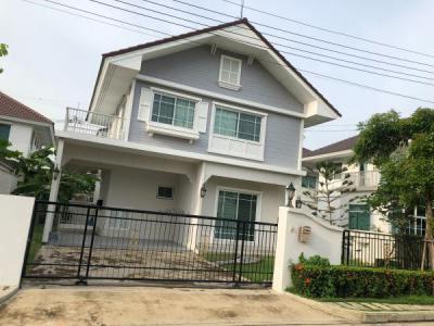 บ้านเดี่ยว 5880000 กรุงเทพมหานคร เขตลาดกระบัง คลองสองต้นนุ่น