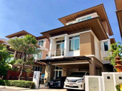 บ้านเดี่ยว 12999000 กรุงเทพมหานคร เขตบึงกุ่ม คลองกุ่ม