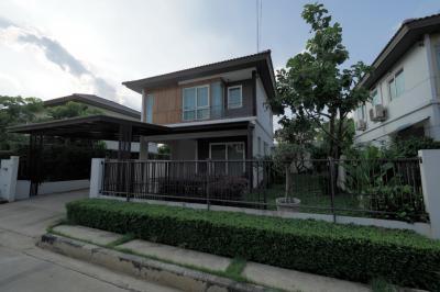 บ้านเดี่ยว 38000 กรุงเทพมหานคร เขตคลองสามวา สามวาตะวันตก