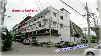 อาคารพาณิชย์ 8500000 กรุงเทพมหานคร เขตบางขุนเทียน แสมดำ