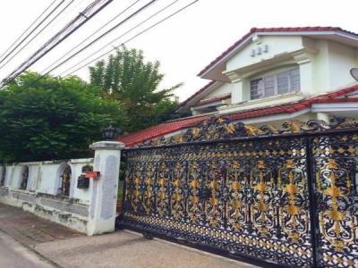 บ้านเดี่ยว 7100000 กรุงเทพมหานคร เขตคันนายาว คันนายาว