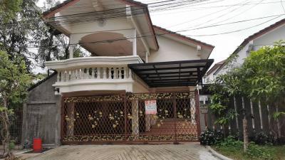 บ้านเดี่ยว 4500000 กรุงเทพมหานคร เขตประเวศ ประเวศ