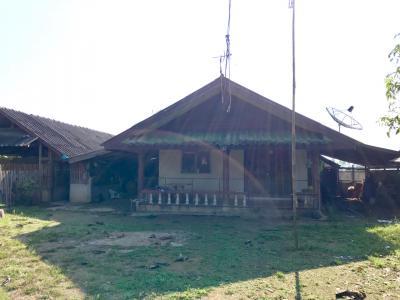 บ้านพร้อมที่ดิน 2500000 เชียงราย เวียงชัย เมืองชุม