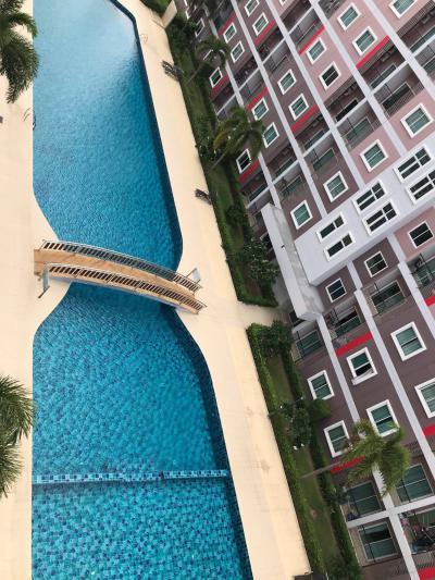 คอนโด 1700000 ชลบุรี บางละมุง หนองปรือ