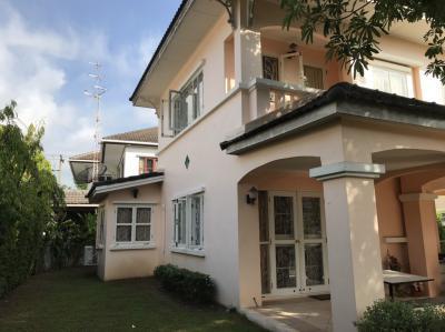 บ้านเดี่ยวสองชั้น 3500000 ปทุมธานี เมืองปทุมธานี บางคูวัด