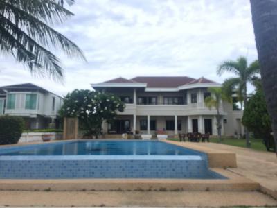 บ้านเดี่ยวสองชั้น 35000000 เพชรบุรี ชะอำ ชะอำ