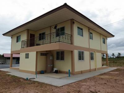 บ้านพร้อมที่ดิน 6300000 สุพรรณบุรี สามชุก บ้านสระ