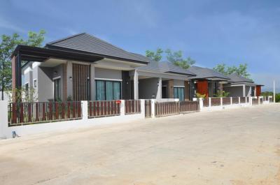 บ้านแฝด 2 สงขลา หาดใหญ่ ท่าข้าม