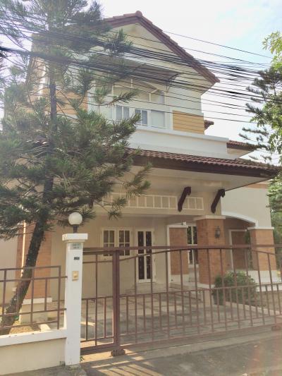 บ้านเดี่ยว 10900000 นนทบุรี เมืองนนทบุรี บางรักน้อย