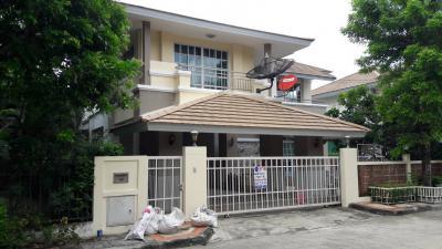 บ้านเดี่ยว 15000000 กรุงเทพมหานคร เขตตลิ่งชัน บางระมาด