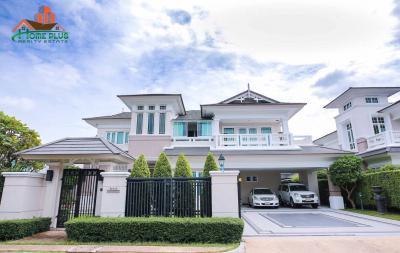 บ้านเดี่ยว 56000000 กรุงเทพมหานคร เขตตลิ่งชัน บางระมาด