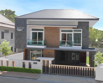 บ้านเดี่ยว 4500000 สงขลา หาดใหญ่ ท่าข้าม